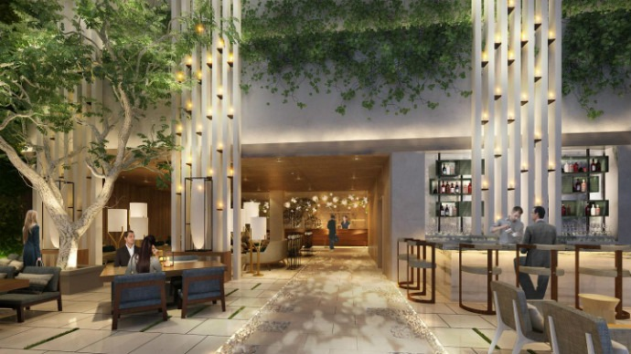 Rockwell Group announced new hotel interior design project     Best     Rockwell Group announced new hotel interior design project hotel interior  design Rockwell Group announced new hotel