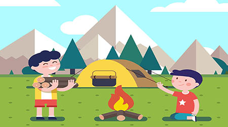 Camping With Children