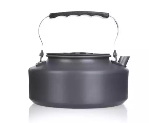 Docooler ultralight camping water kettle