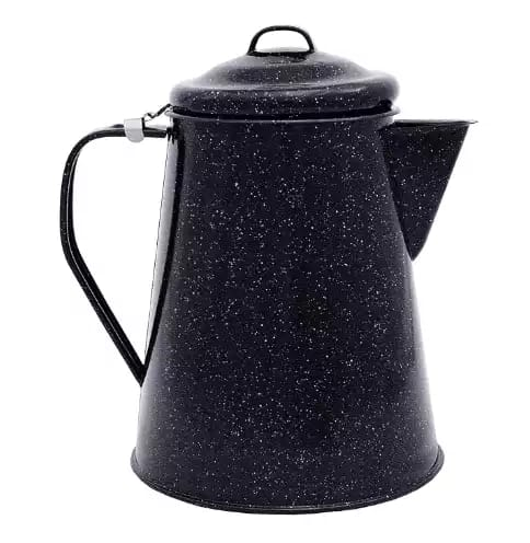 Granite Ware Coffee, Tea, Water Boiler- 3 Quarts