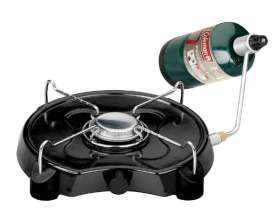 Coleman power pack propane stove
