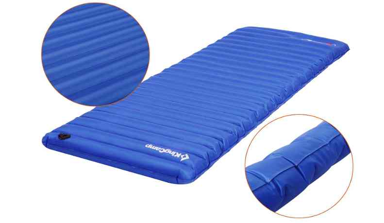 KingCamp light camping sleeping air mattress
