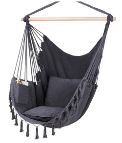 Y-STOP Hanging Hammock Chair
