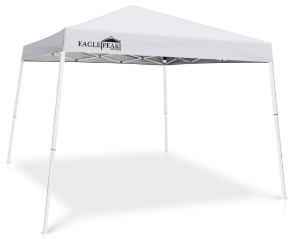 EAGLE PEAK Slant Leg the Best canopy for the craft shows