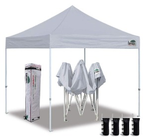 Eurmax the Best canopy for craft shows