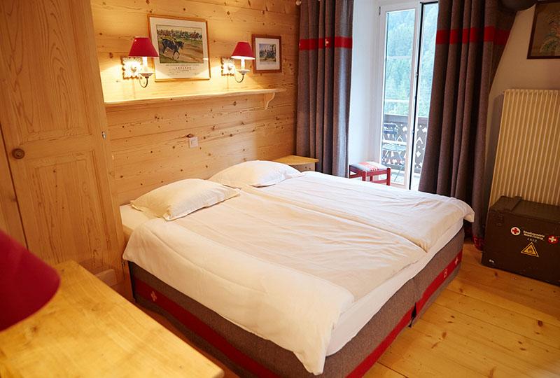 Chambre Army Hotel Pillon