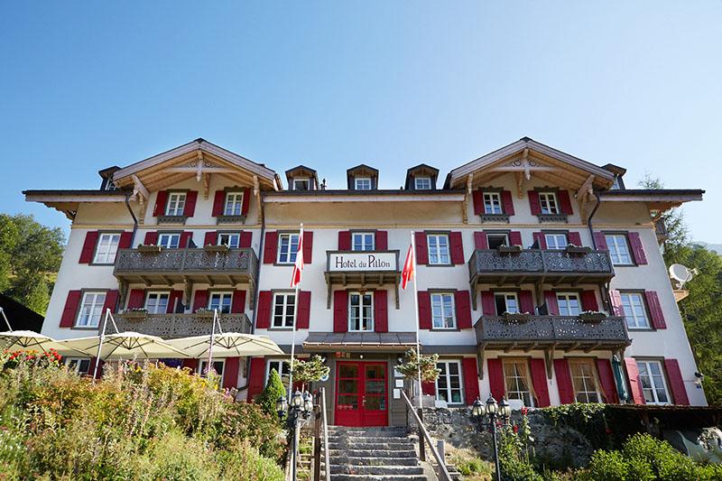 Hotel du Pillon Suisse