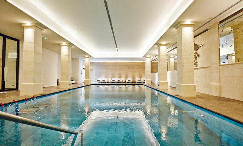piscine spa Coquillade