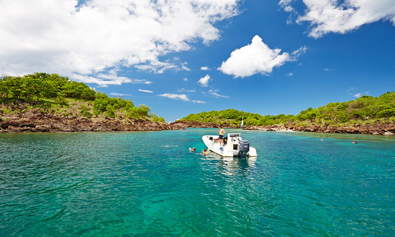 reserve cousteau guadeloupe