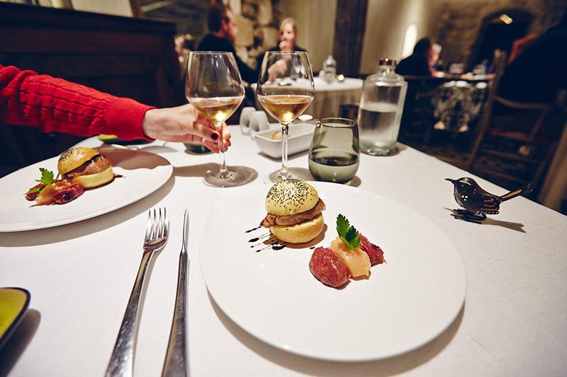 restaurant La Prevote