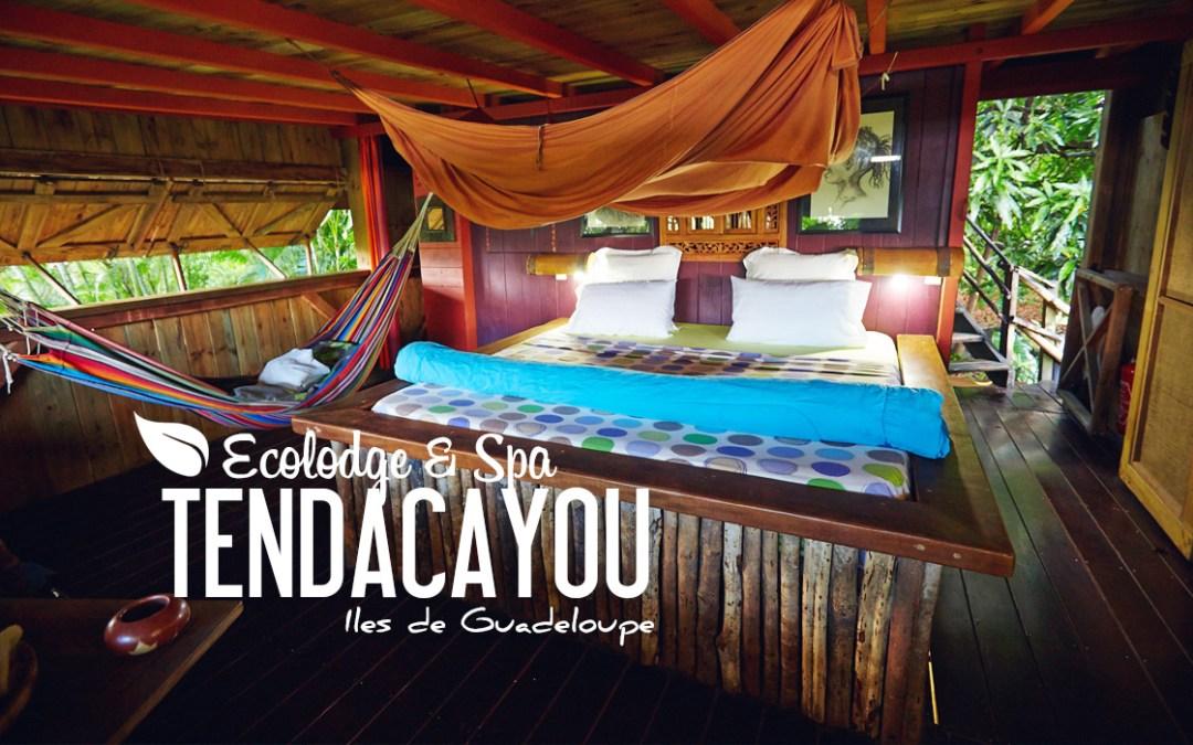 GUADELOUPE | L'HOTEL LE PLUS INSOLITE: TENDACAYOU