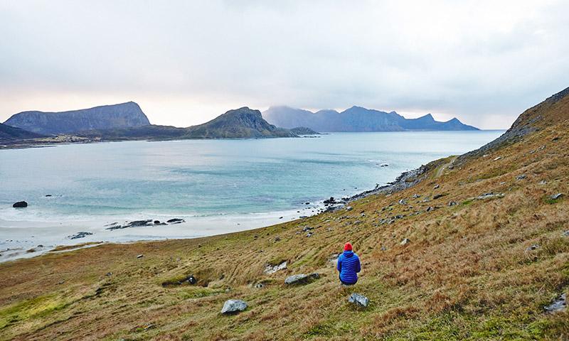 Haukland Norvege