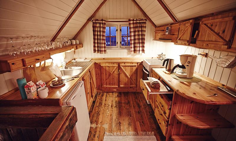 cabane de pecheur lofoten norvege