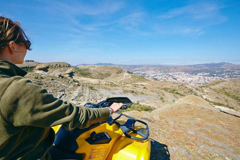 excursion quad guanajuato