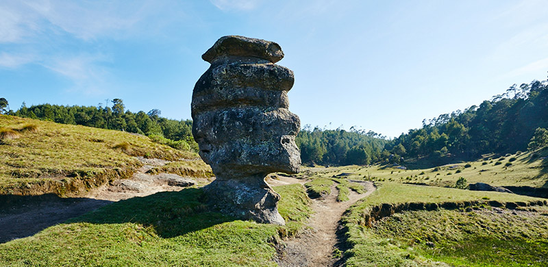 Piedras Encimadas Popeye