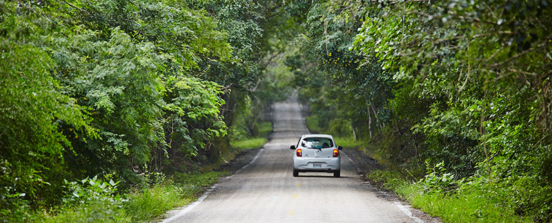 road trip mexique yucatan
