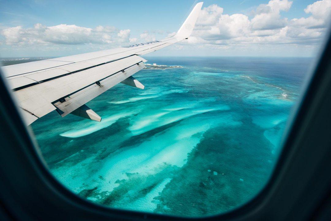 Cancun avec Aero Mexico, Mexique