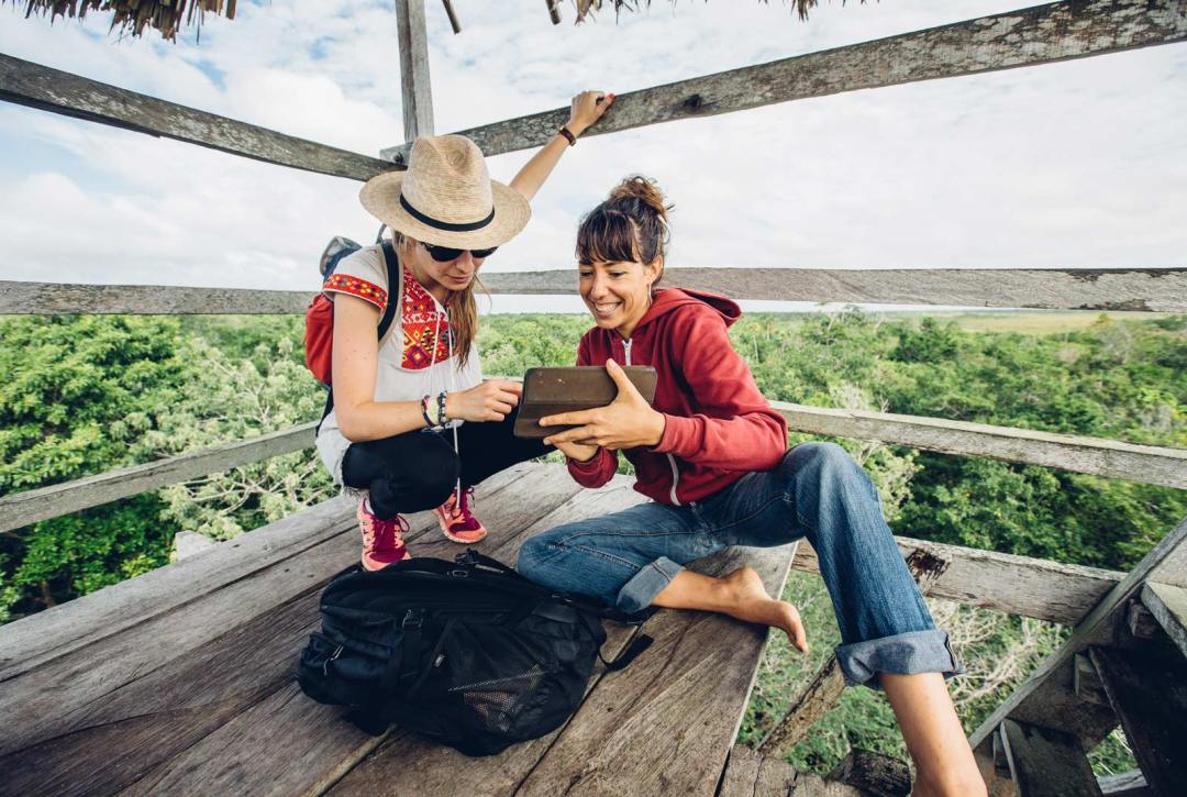 Visiter Sian Ka'an avec Martine, Guide Francophone