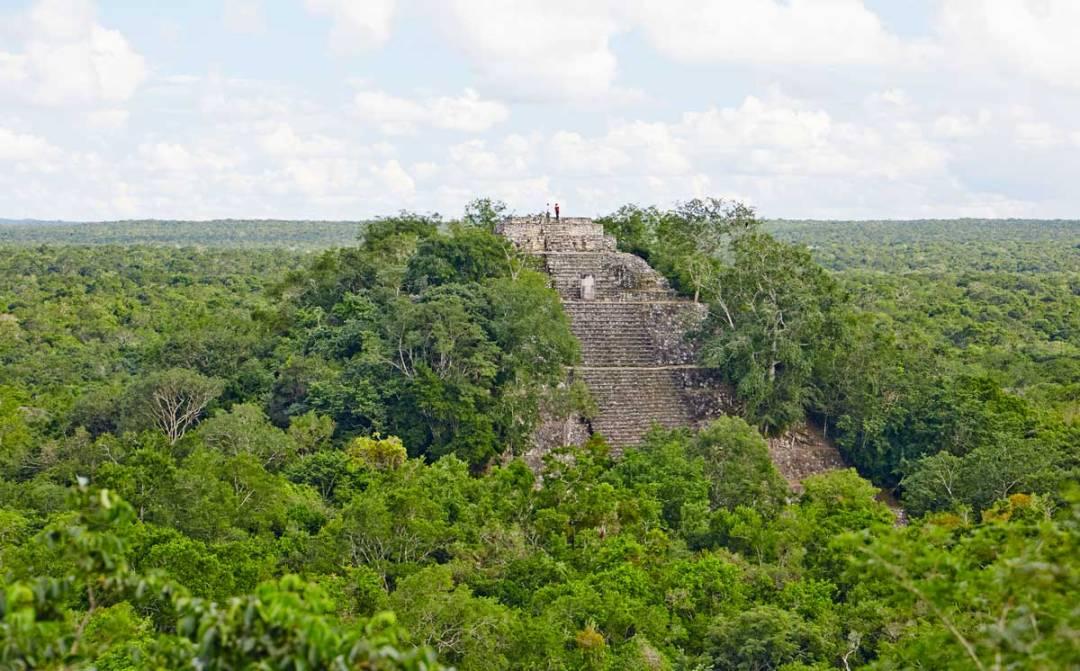 Calakmul-Mexique