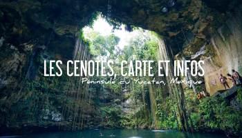 Mexique 15 Jours De Road Trip Dans Le Yucatan
