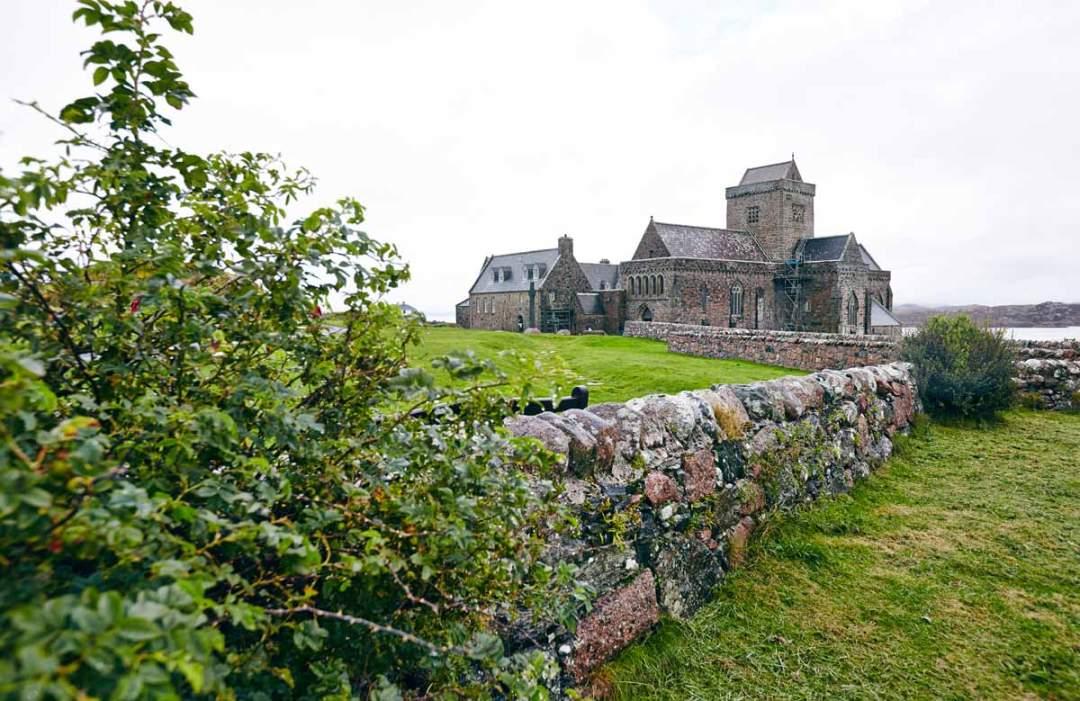 Abbaye-Ile-de-Iona-Ecosse