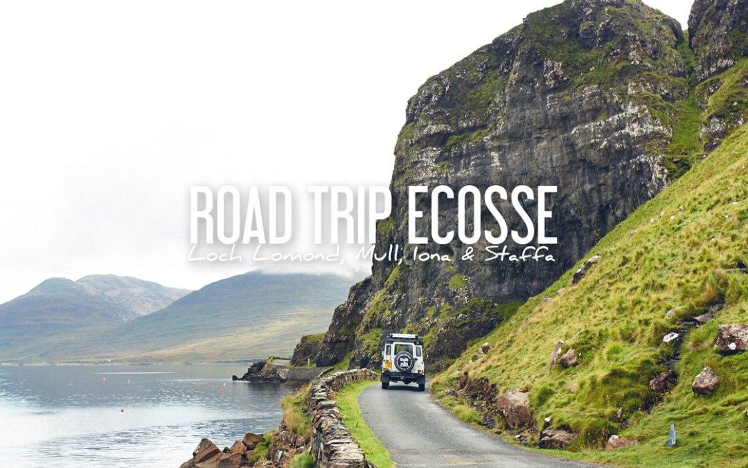 ECOSSE | ROAD TRIP DE 5 JOURS: Iles de Mull, Iona et Staffa