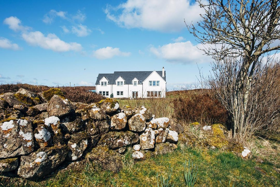 The Spoon B&B Ile de Skye