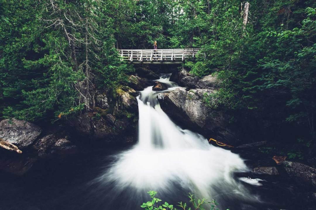 cascade nouveau brunswick
