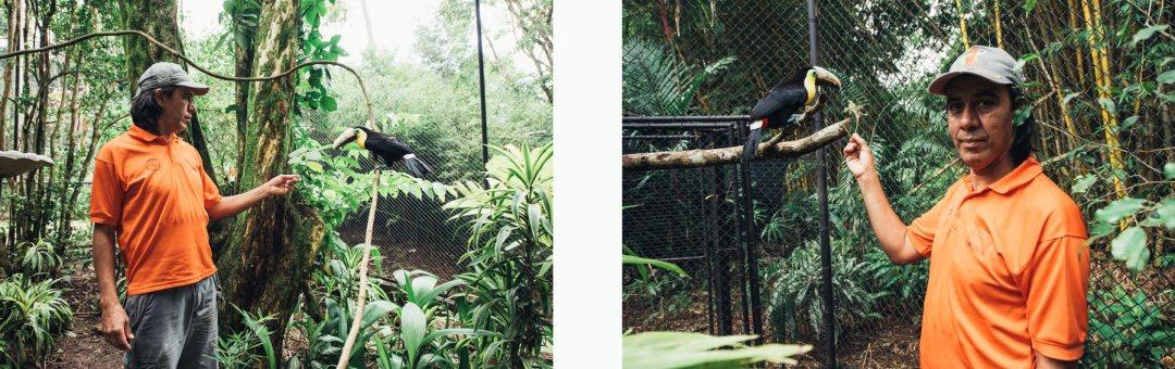 Refuge animalier Costa Rica