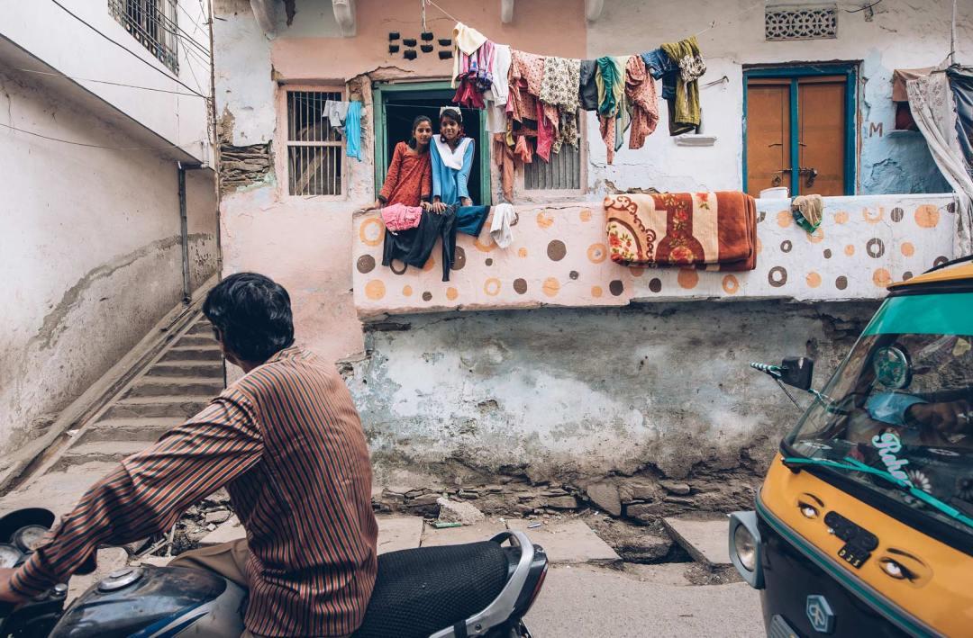 Inde scene de vie udaipur
