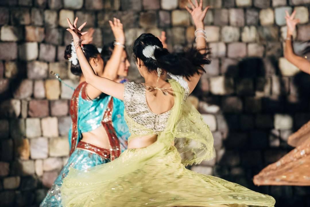 danse indienne traditionnelle