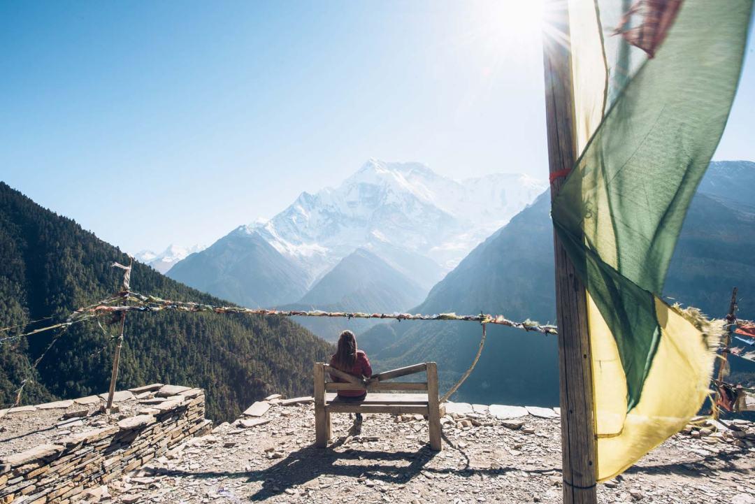 meilleure periode pour un trek au nepal novembre