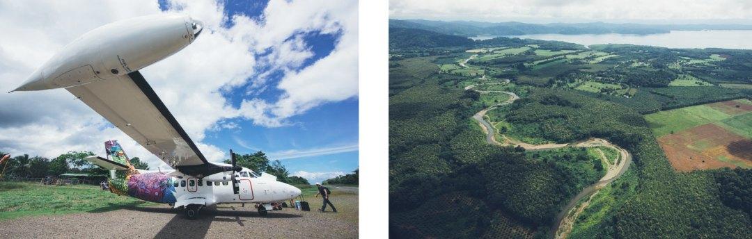 comment rejoindre corcovado avion nature air