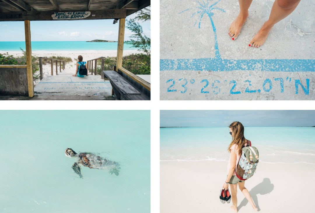 Les Exumas, Bahamas
