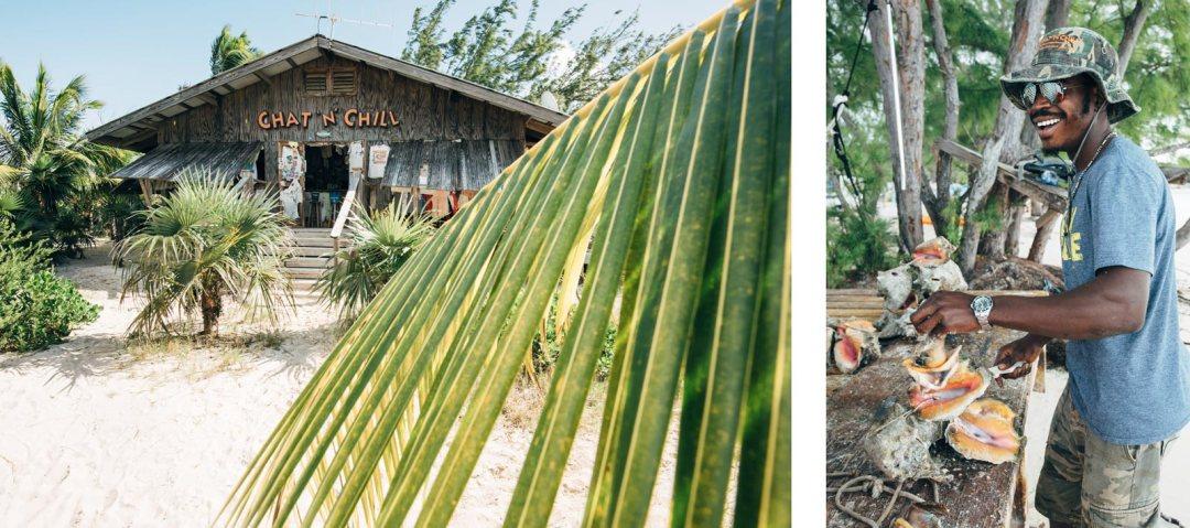 Chat'N'Chill, Stocking Island, Bahamas