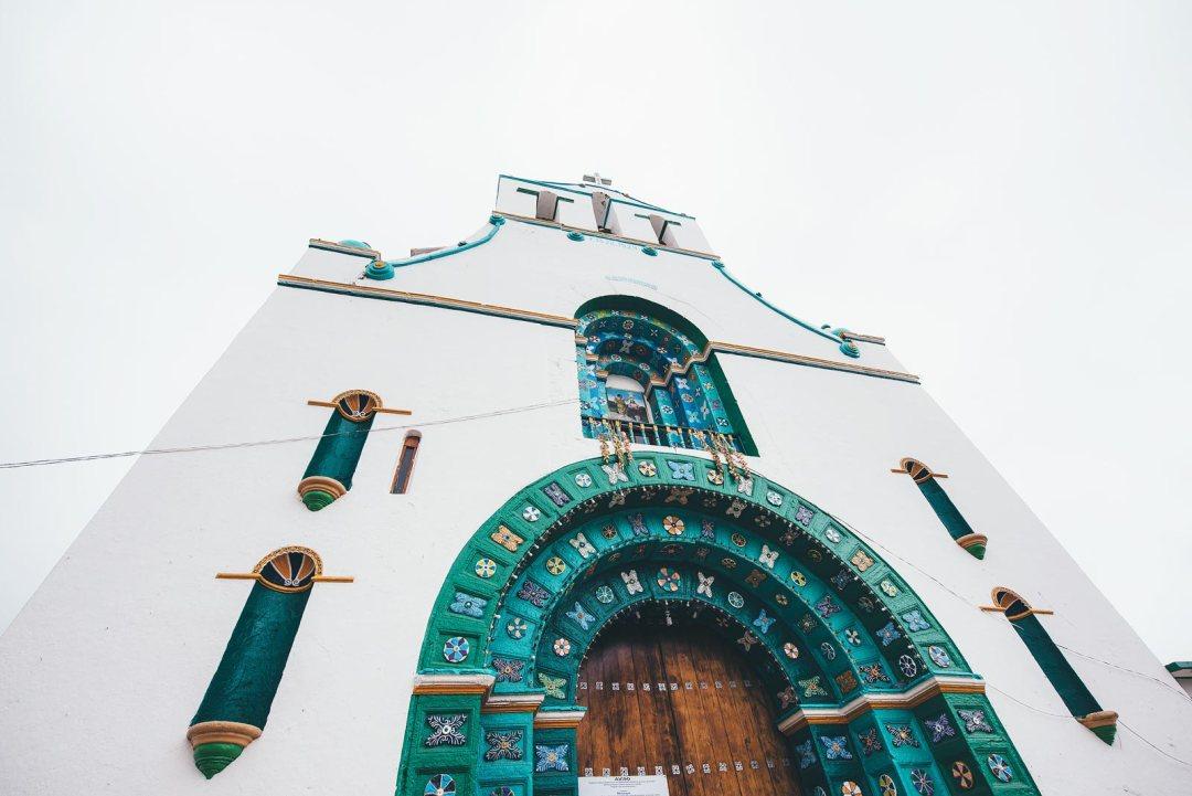 Eglise de San Juan de Chamula, Chiapas, Mexique