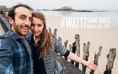WE ARE TRAVEL 17   BILAN & JOIE D'AVOIR GAGNÉ LE CLIC D'OR !