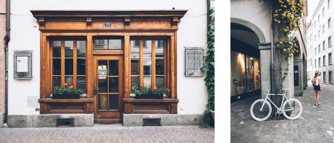 Coire, Ville Suisse