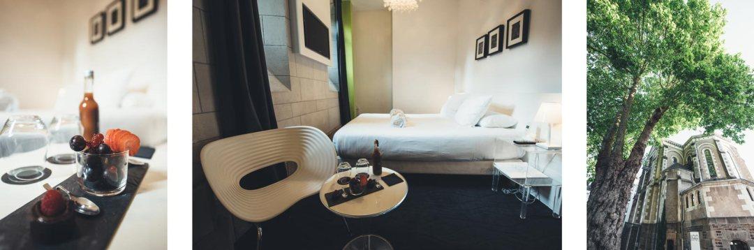 Hotel dans une Chapelle, Sozo, Nantes