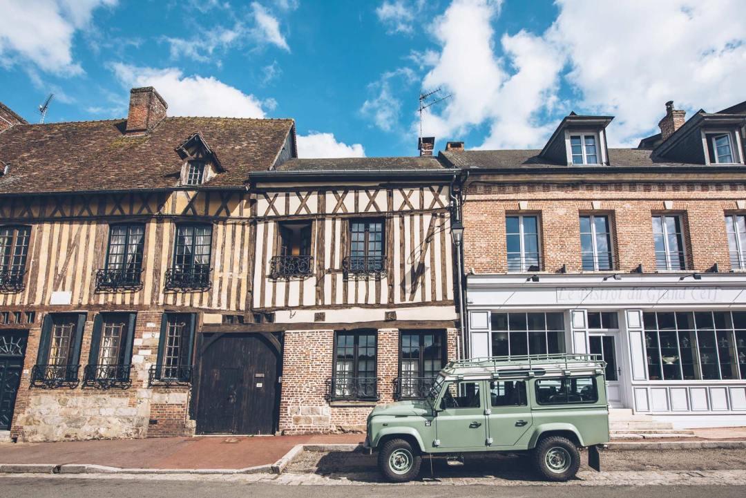 Lyons la Forêt, Normandie