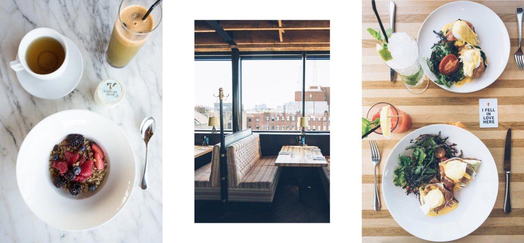 Sophie's Restaurant, Dublin