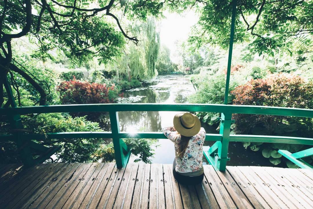 Giverny, Jardins de Monet, Eure