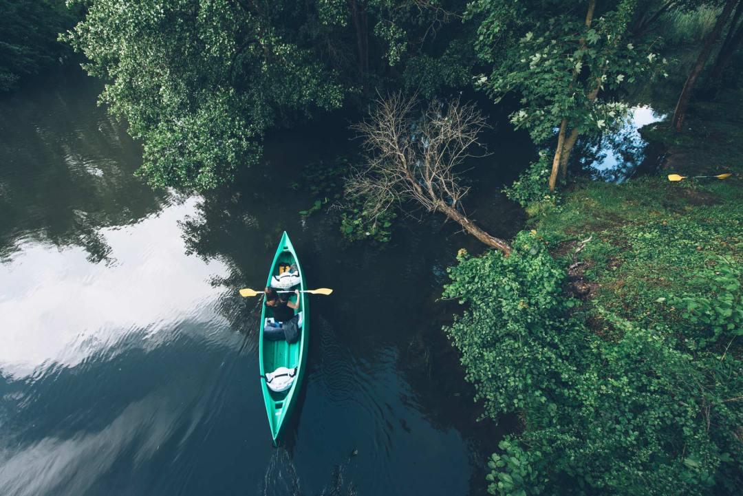Descente de l'Eure en Canoe-Kayak