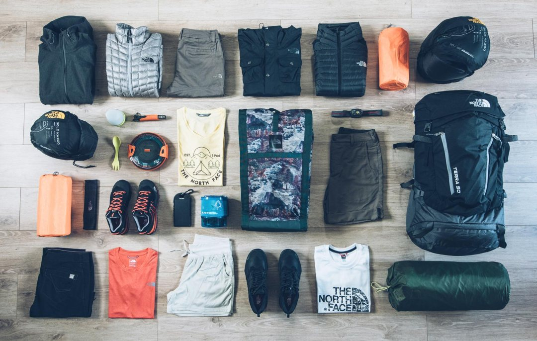 Equipement Bivouac, The North Face