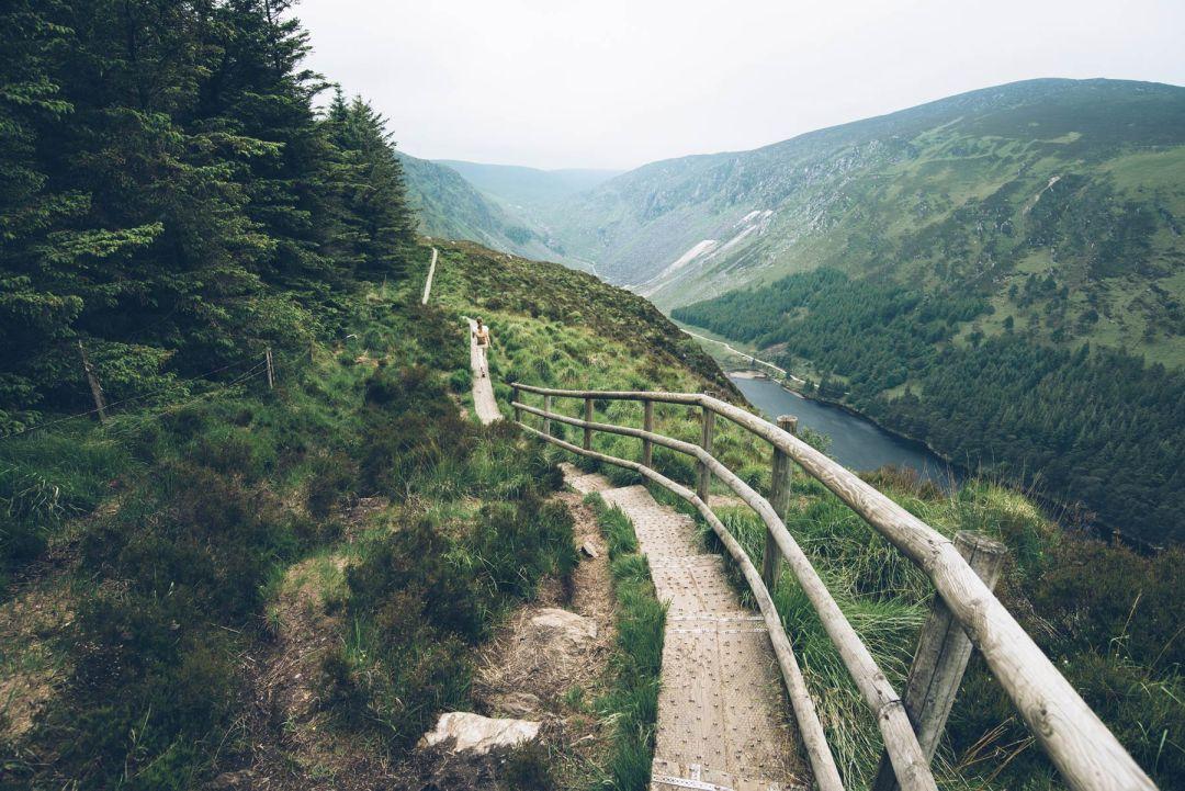 Randonnée proche de Dublin, les Montagnes de Wicklow