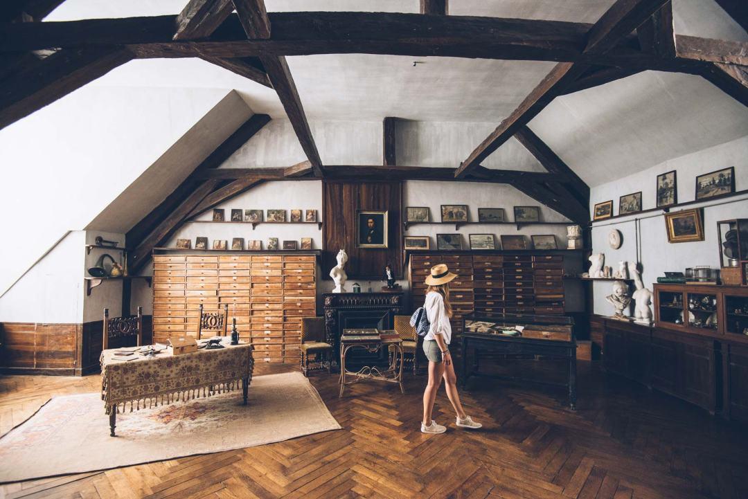 Atelier de Maurice, Fils de George Sand