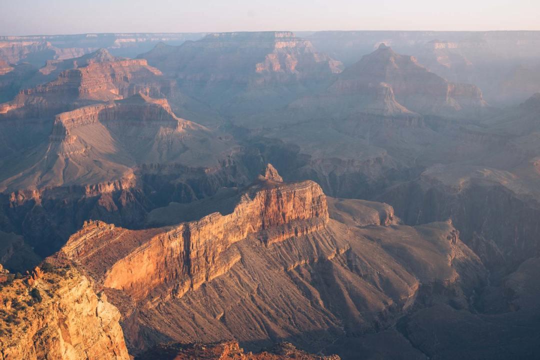 Parc National Grand Canyon, USA