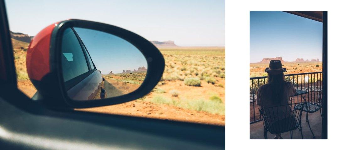 Road Trip dans l'Ouest Américain: Monument Valley