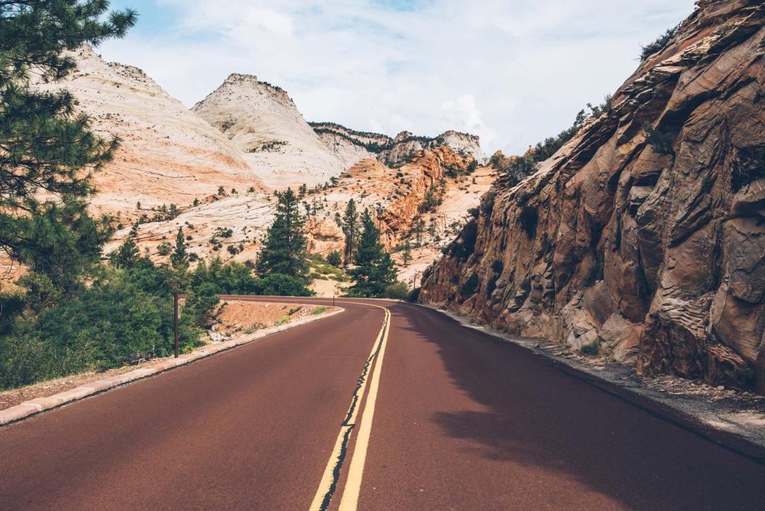 Zion, USA