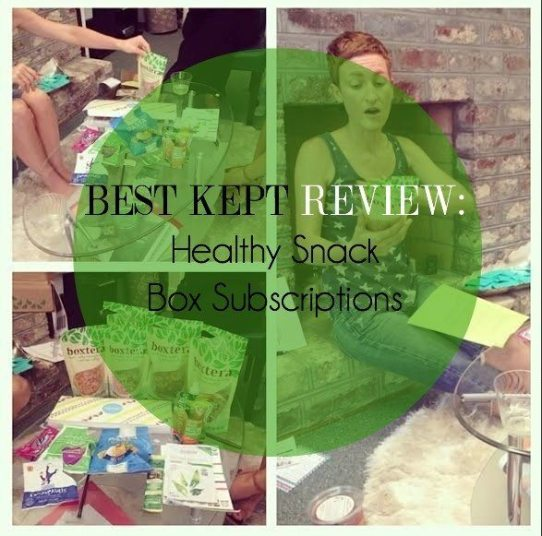 best kept self snack box review